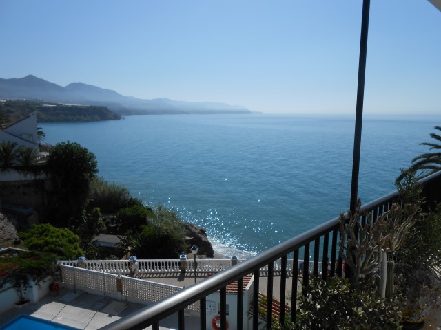 Nerja Holiday Apartment - The View!